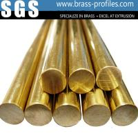 High Quality Durable Cheap Brass Round Rod For Sizes 5mm To 180mm