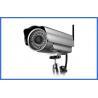 Cheap Dual Stream HVR / NVR / NVD Wireless IP Cameras , 1.3 Million Pixels wholesale