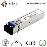 Quality 1.25Gbps Cisco Compatible SFP Optical Transceiver, 10g Copper SFP Rj45 Transceiver for sale