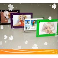 Cheap Professional Custom Design Funny Acrylic Glass Photo Frame wholesale