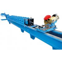 Buy cheap 0.7-1.2mm Galvanized Steel Shutter Door  Edge Covering Roll Forming Machine pLC Control Fully Automatic from wholesalers