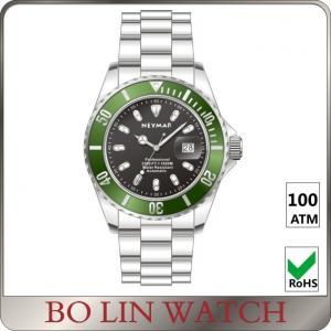 Fashion Luxury Quartz Stainless Steel Bracelet Watches For Men Customized Color