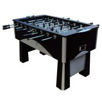 China Eco - Friendly 5 Feet Football Game Table Wood Table Soccer For Club / Family wholesale