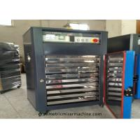 Vertical 20 Trays Plastic Drying Machine For Plastic Molding Tempering