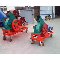 Cheap High Efficiency / Low Cost Mobile Wood Chipper With 800rpm Rotor Speed wholesale