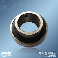 Wholesale Accuracy Driving Device Insert Bearings 45mm , Food Bearing SB209 from china suppliers