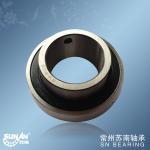 China Accuracy Driving Device Insert Bearings 45mm , Food Bearing SB209 wholesale