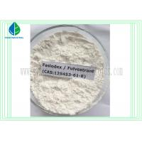 Wholesale Faslodex Hormonal Fulvestrant Cutting Cycle Steroids 129453-61-8 For Breast Cancer Treatment from china suppliers