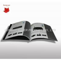Cheap Business Poster / Catalogue Printing Services , Printed Cardboard wholesale