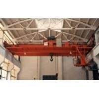 China 5t, 10t QD Electric Overhead Crane with Hook For Eneral Machinery Assembly Workshops wholesale