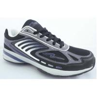 Cheap Black and White PU + Mesh, Size 35, Size 38 Long Distance Outdoor Spike Running Shoes wholesale
