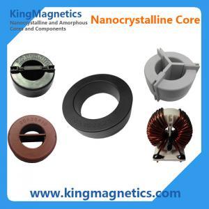 King Magnetics nanocrystalline cores for common mode choke