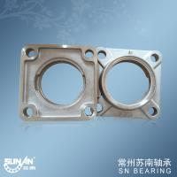 Wholesale Stainless steel 45mm Bearing Flange Housing High Precision SF209 from china suppliers