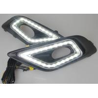 Buy cheap PP LED Daytime Running Lights DRL HONDA Jade 2013 2015 Auto Spare Parts Accessory from wholesalers