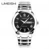 Cheap Japan Movt Men Alibaba Stainless Steel Quartz Watch 50m Waterproof Gentle Business vogue Wristwatches  wholesale