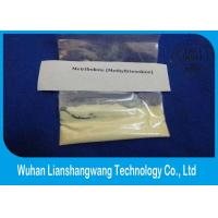 China Powderful Oral Anabolic Steroids Methyltrienolone CAS: 965-93-5 for Muscle Gain wholesale