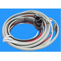 China Zoll E / X Series 3 Lead ECG Patient Cable For Patient Monitor 3.6m Length wholesale