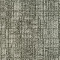 Floor Protection Industrial Carpet Squares Solution Dyed Method Machine Made Technics