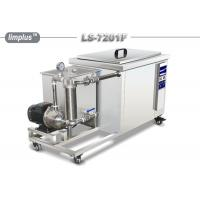 Limplus Single Tank Industrial Ultrasonic Cleaner With Filteration And Skimming