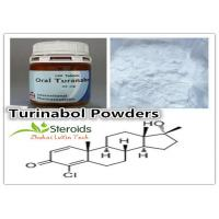 Fat Loss Muscle Building Steroids Turinabol CAS 2446-23-3 4-Chlorodehydromethyl Testosterone