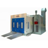 Cheap Intake fan 7.5KW motor Auto Spray Booth for Car Paint, Body Repair, baking WD-70 wholesale