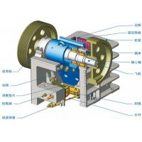 Cheap Autoclaved Aerated Concrete Mining Stone Jaw Crusher For AAC Block Making Plant wholesale
