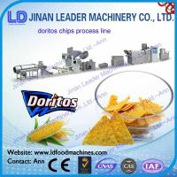 Cheap Automatic Triangle Corn Chips Doritos Tortilla Food Making Machine wholesale