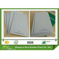 Buy cheap China paper mill Grey Book Binding Board / recycled paper pulp for macking arch file from wholesalers