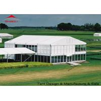China Flame Retardant DIN4102 B1 Outdoor Event Tent / Heavy Duty Party Tent wholesale