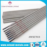 Competitive Price Welding Electrode Rods AWS E7018 / Low Hydrogen Welding Electrodes