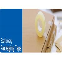 Cheap Office Supplies Clear Cellophane Tape Non Toxic Adhesive With Reliable Packing Power wholesale