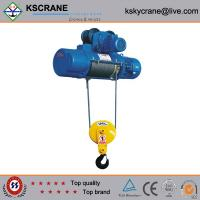 Cheap CD Single Speed Wire Rope Electric Hoist wholesale