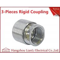 """Buy cheap 1"""" 2"""" 4"""" Electro Galvanized Rigid Conduit Fittings Malleable & Steel Coupling from wholesalers"""