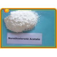 China Norethisterone Acetate High Purity Estrogen Hormone Norethisterone Acetate 51-98-9 wholesale