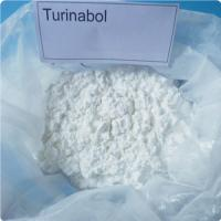 Wholesale 99% min Bodybuilding Oral Anabolic Steroids Oral Turinabol CAS 2446-23-3 from china suppliers