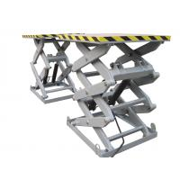 Cheap 5000mm Height Stationary Hydraulic scissor lift table 5000Kg for Work Shop , Theatre wholesale