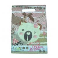 Cheap Customizable Coloured Wrapping Paper Bags PGB10 , Lovely Gift Paper Bag wholesale