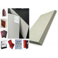 Buy cheap Environment Wast Paper Pulp Grey board Carton Gris for Calendar / Photo Frame / Puzzle from wholesalers