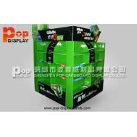 Cheap Custom OEM / ODM Cardboard Pallet display / Floor Display For Body Care Products wholesale
