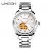 Cheap High end Stainless Steel Quartz Watch 5 ATM Customized Calendar Wristwatch for businessman  wholesale