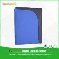 Cheap PU/PVC/Leather folder/notebook/notepad for business manager or reporter wholesale