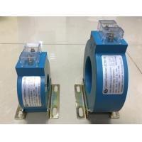 Low Voltage Instrument Current Transformer Ring Type Plastic Case With Epoxy
