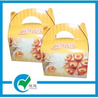 Cheap Art Paper Wrapped Fast Food Take Away Pizza Handmade Cardboard Packaging Boxes wholesale
