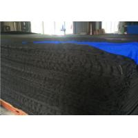 Quality Thin Elastic CR Neoprene Rubber Sheets Lamination Heat Preservation for sale