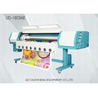 Eco Solvent Large Format Flatbed Printer High Precision UD 18C8AE