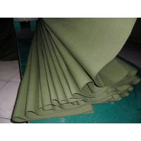 Cheap 100% pure polyester canvas waterproof tent fabic,army green canvas, waterproof canvas wholesale