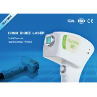 Salon Beauty 808nm Diode Laser Hair Removal Machine 10 - 400ms Pulse Duration