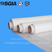 """Cheap High Tension 39T 100% Polyester Screen Printing Mesh 100"""" For Electronic wholesale"""