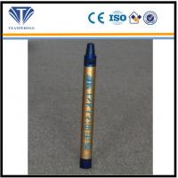 Blasting / Mining Rock Drill Tools , 20-100m Depth TSK Series DTH Hammer