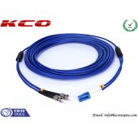 China Single Mode Fiber Optic Patch Cables wholesale